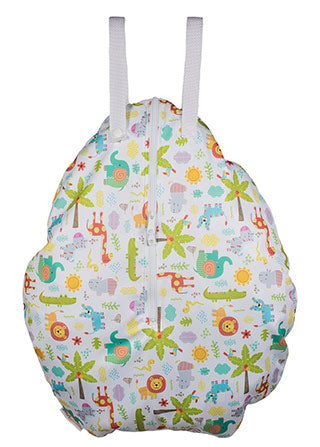 Smart Bottoms Hanging Wet Bag Wild About You