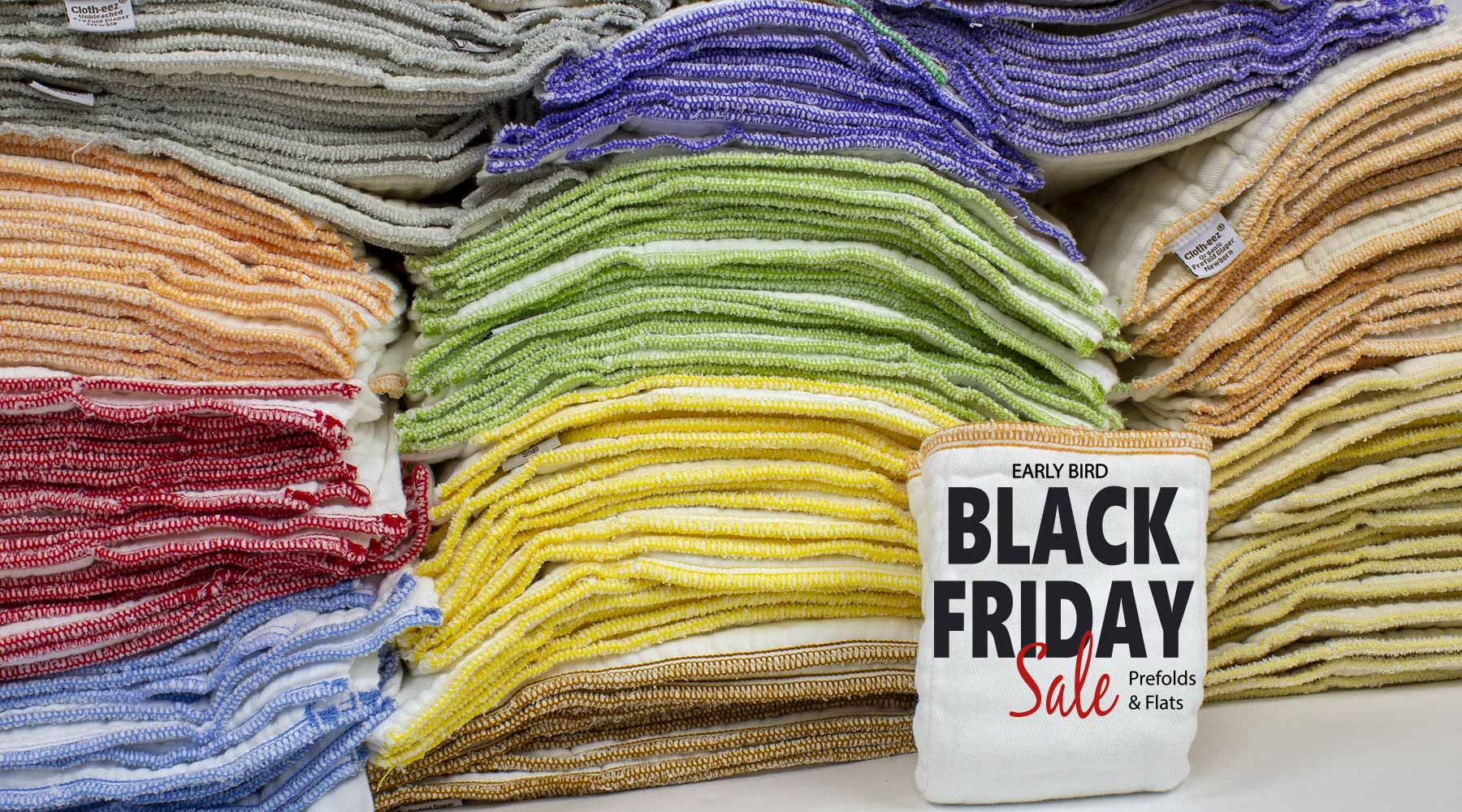 sale on prefold diapers cloth diapers black friday
