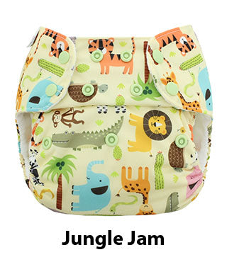 Blueberry One Size Simplex Jungle Jam