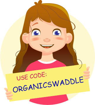 organic baby swaddle discount coupon