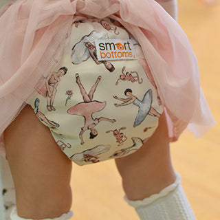 smart bottoms little dancers new print