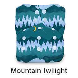 mountain twilight