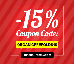 organicprefolds15 sale