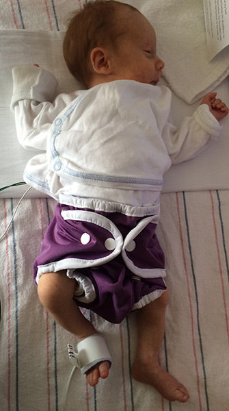 premature baby cloth diapers