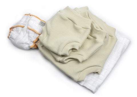 babee greens pull on stretchy size compairson diaper covers