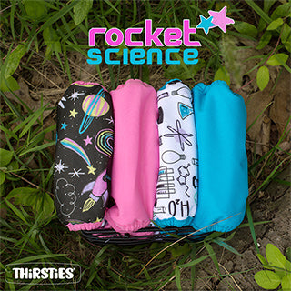 Thirsties rocket science new diaper prints