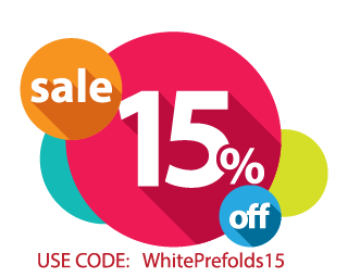 whiteprefolds15 prefold diapers on sale