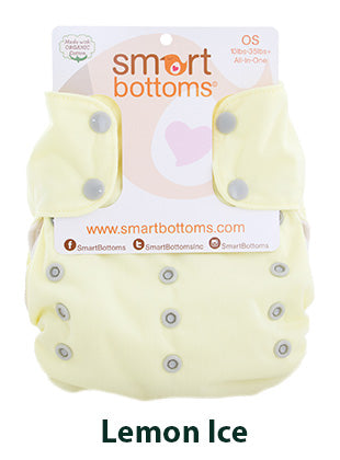 Smart Bottoms Smart One Lemon Ice Yellow