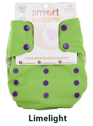 Smart Bottoms Smart One Limelight Green