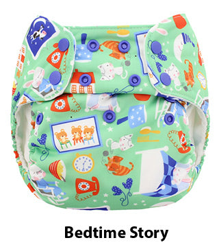 Blueberry Simplex AIO bedtime story