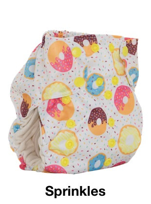 Smart Bottoms Smart One Sprikles Donut Diaper