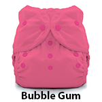 Thirsties Duo Wrap Snap Bubble Gum