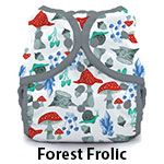 Duo Wrap Size Three Forest Frolic