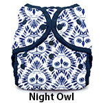 Duo Wrap Size Three Night Owl