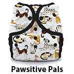 Duo Wrap Snap Size Three Pawsitive Pals