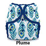 Thirsties Duo Wrap Snap Plume