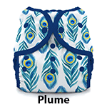 Duo Wrap Snap Plume