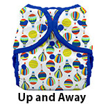 Duo Wrap Snap Size Three Up and Away