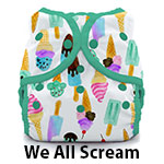 Duo Wrap Snap Size Three We All Scream