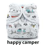 Duo Wrap Snap Happy Camper