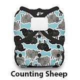Duo Wrap Hook and Loop Counting Sheep