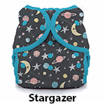 Thirsties duo wrap stargazer
