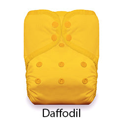 Thirsties pocket diaper daffodil yellow