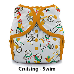 Swim Diaper Cruising