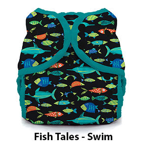 Swim Diaper Fish Tales