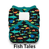 Duo Wrap Fish Tales Hook and Loop