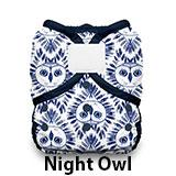 Duo Hook and Loop Night Owl