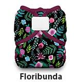 Duo Wrap Hook and Loop Floribunda