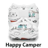 Duo Wrap Hook and Loop Happy Camper
