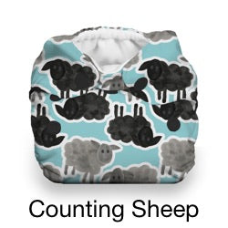 counting sheep newborn aio