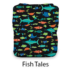 Natural AIO Snap Fish Tales