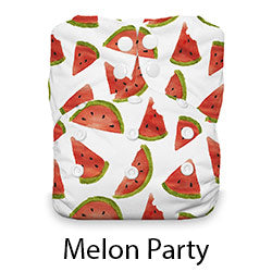 Natural One Size AIO Melon Party