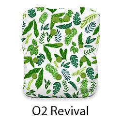 Natural One Size AIO O2 Revival