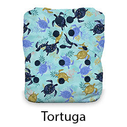 Natural One Size AIO Tortuga