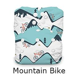 Natural AIO Snap Mountain Bike