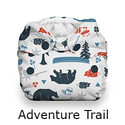 Thirsties Natural Newborn all in one adventure trail