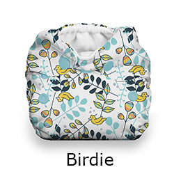 Thirsties Natural Newborn all in one birdie