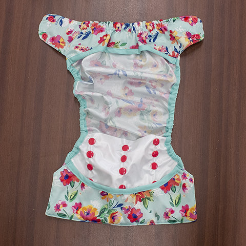 inside of too smart diaper cover