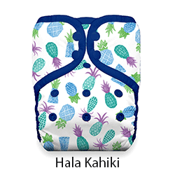 Thirsties Pocket Diaper Hala Kahiki