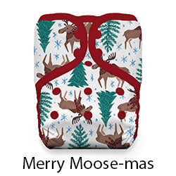 Pocket Diaper Stay Dry Merry Moose