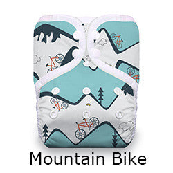 thirsties pocket diaper mountain bike