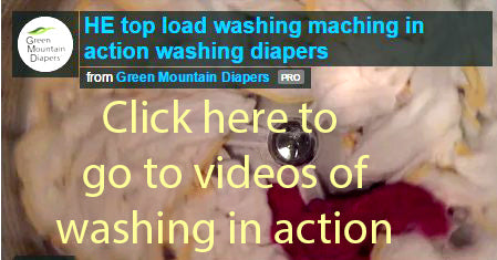 click to see washers working