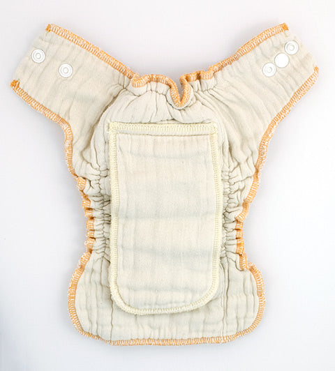 inside of workhorse newborn diaper