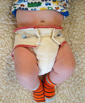5 months in red edge workhorse diaper