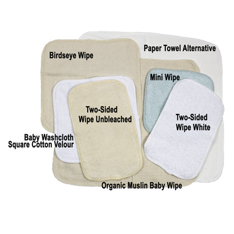 sample pack of baby wipes