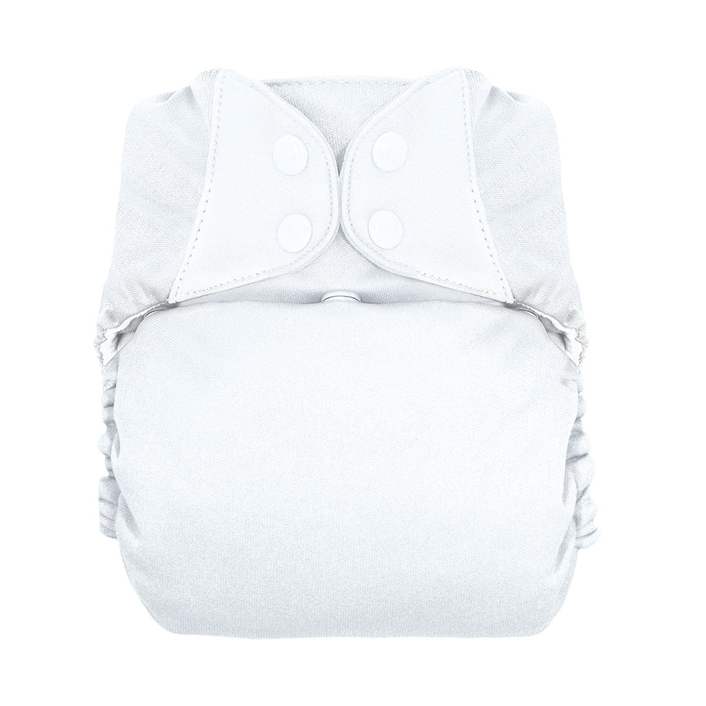 BumGenius Big Pocket Diaper White